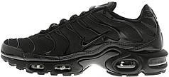 Мужские кроссовки Nike Air Max TN All Black