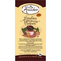 Кофе Amadeo Бразильский сантос в зернах 500 гр