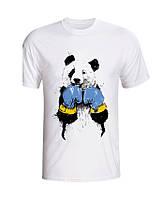 """Футболка """"панда"""""""