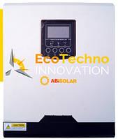 Инвертор автономный однофазный ABi-Solar SLP 3024 PWM, 2,4 кВт