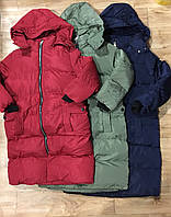 Куртка утепленные для девочек оптом, Grace, 4-12 лет, № G70902, фото 1