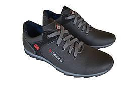 Мужские кожаные кроссовки Columbia Yaugour