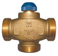 """Трехходовый термостатический клапан HERZ (ГЕРЦ) CALIS-TS-RD DN 15 резьба 3/4""""Н (1776138)"""
