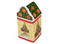 Банка для чая Lefard Christmas collection 8 х 18 см , 586-162