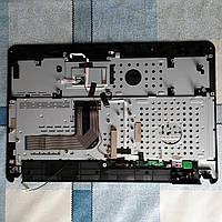 Средняя часть корпуса с клавиатурой палмрест для ноутбука CHILIGREEN PLATIN TX A15CR03