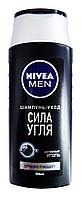 Шампунь-уход Nivea Men Сила угля с активным углем - 250 мл.