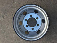 Диски новые грузовые: R17.5 xj 6.00 DIA 164 ET 127 PCD (6x222.25) на Богдана