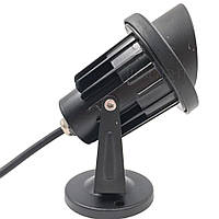 Светильник ландшафтный OL-06 base в грунт COB LED 5W 230V IP65 3000K белый теплый
