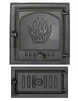 Печной комплект дверок SVT 411-433