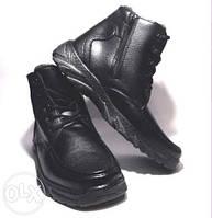 Мужские зимнме ботинки Львовского производства Mria style