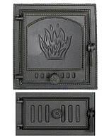 Комплект дверец для печи герметичный SVT 419-433L