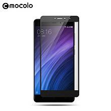 Защитное стекло Mocolo 2.5D 9H на весь экран для Xiaomi Redmi Note 5A черный