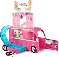Набор трейлер Барби Barbie Pop-Up Camper Vehicle, фото 1