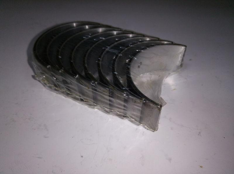 Шатунные вкладыши двигателя NISSAN H15 +0,75 № 12114-D2800