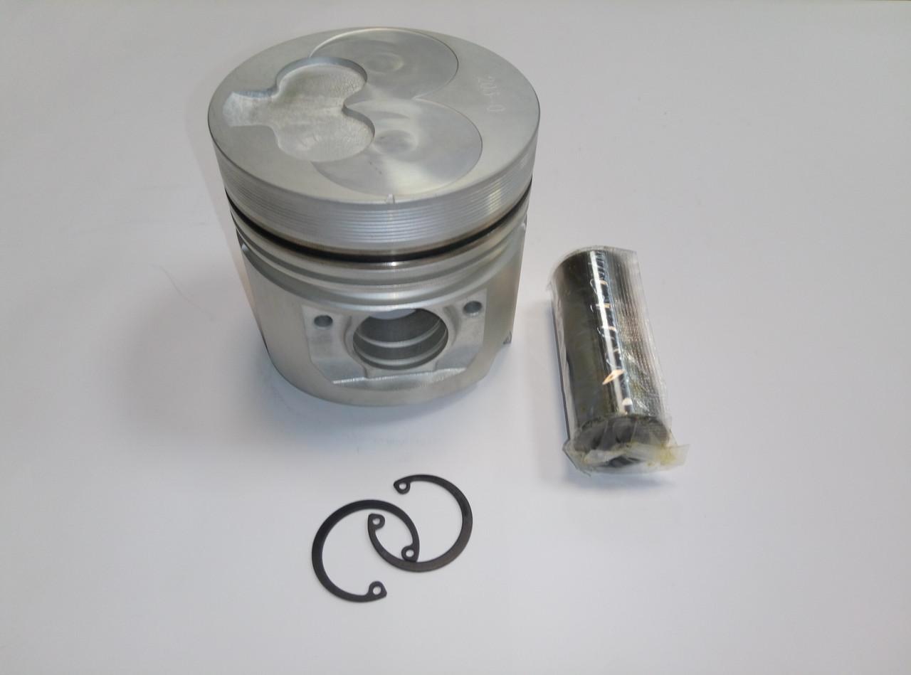Поршень двигателя ISUZU C240  ( 4 кольца ) № 5121112020
