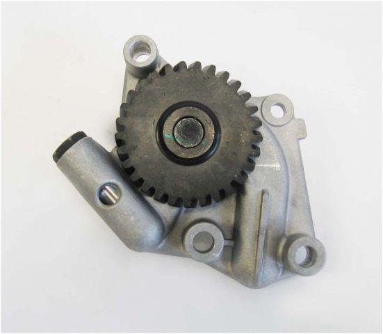 Насос масляний двигуна YANMAR 4TNE94 № 12990032001