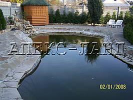 Плавательный пруд  1