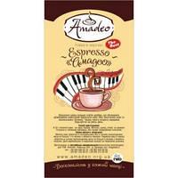 Кофе Amadeo Эспрессо Амадео в зернах 500 гр