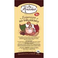 Кофе Amadeo Эспрессо Italian style в зернах 500 гр
