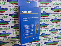 Мультиметр цифровой VDM-202 Value (VCM 202)