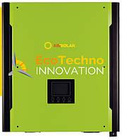 Инвертор гибридный однофазный ABi-Solar HT 5K , 5 кВт