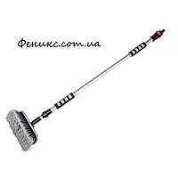 Щетка автомобильная, телескопическая ручка 100-170 см