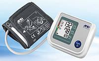 Тонометр автоматический на плечо AND UA 767S-W с манжетой 22-42 см, индикатором аритмии, Япония, фото 1