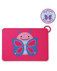 Силиконовый коврик для еды Бабочка Оригинал Skip Hop