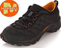 Merrell moc2 J61391 кроссовки оригинал черно-оранжевые