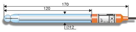Лабораторный pH-электрод ЭС-10301 (ЭСЛ-63-07)
