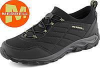 Оригинал кроссовки Merrell Ice Cap Moc 4 J09629 черно-зеленые