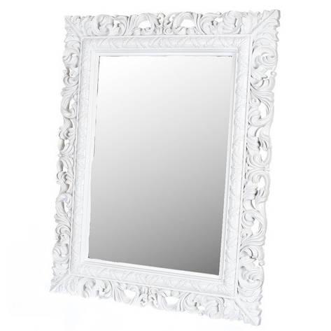 Подвесное-настенное квадратное зеркало, фото 2