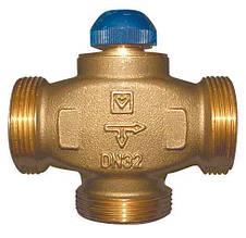 """Трехходовый термостатический клапан HERZ (ГЕРЦ) CALIS-TS-RD DN 25 резьба 1 1/4"""" (1776140)"""