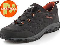 Оригинал кроссовки Merrell Ice Cap Moc 4 J09631 черно-оранжевые