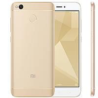 Смартфон Xiaomi Redmi 4X gold 2/16