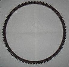 Венец маховика двигателя KOMATSU 4D95 № 9123336051