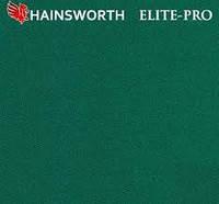 Бильярдное сукно Hainsworth Elit-pro (Англия) Green