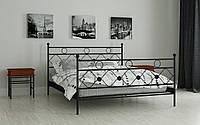 Кровать с ковкой Брианна
