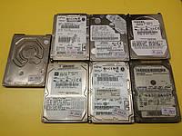 Жёсткие диски для ноутбука не рабочие IDE