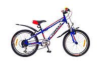 """Велосипед 24"""" Formula DAKAR AM синий"""
