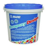 Затирка Mapei Kerapoxy Design 720 серая 3 кг N60307275