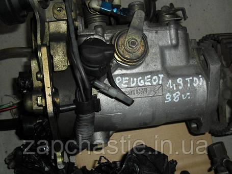 Топливный насос высокого давления (ТНВД) Пежо Боксер 1.9td R8445B251B, фото 2