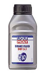Тормозная жидкость Liqui Moly Bremsenflussigkeit DOT 5.1  0,25L