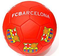 """Мяч футбольный клубный """"BARCELONA"""" размер 5. М'яч футбольний"""