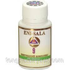 Пептидний комплекс Eni-Sala 9-60 таблетки № 60