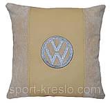Сувенирная подушка в машину WV, фото 3