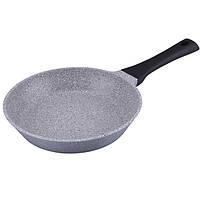 Сковорода 24см Granit (литой алюминий) Maestro MR-4024