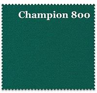"""Бильярдное сукно """"Champion 800"""" (Чехия)"""