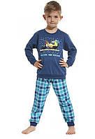 Новогодняя Детская пижама для мальчика Cornette 593/68  и 966/68