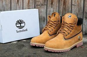 Timberland зима 2018 мужские ботинки